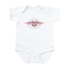 Red Thread Little Sister Infant Bodysuit