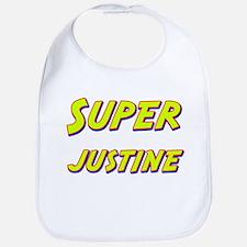 Super justine Bib