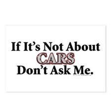Cars Postcards (Package of 8)