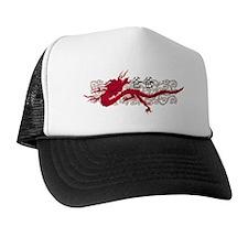 Dragon Dad Trucker Hat