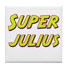 Super julius Tile Coaster