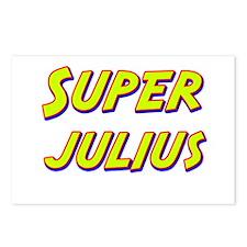 Super julius Postcards (Package of 8)