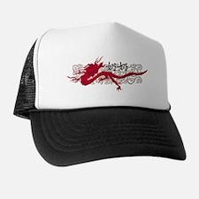 (Paternal) Grandpa Dragon Trucker Hat