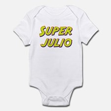Super julio Infant Bodysuit