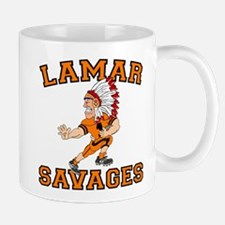 Lamar Savages Mug