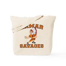 Lamar Savages Tote Bag
