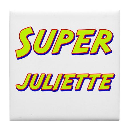 Super juliette Tile Coaster