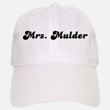 Mrs. Mulder Baseball Baseball Cap