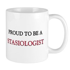 Proud to be a Stasiologist Mug