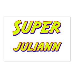 Super juliann Postcards (Package of 8)