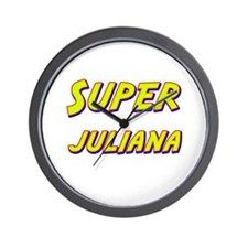 Super juliana Wall Clock