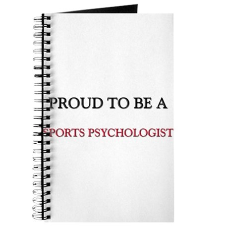 Proud to be a Sports Psychologist Journal