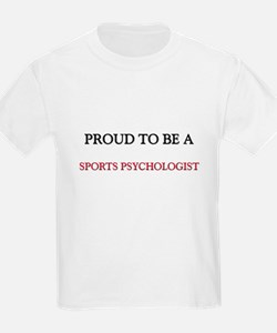 Proud to be a Sports Psychologist T-Shirt