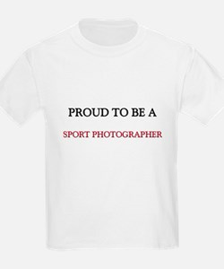 Proud to be a Sport Photographer T-Shirt