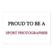 Proud to be a Sport Photographer Postcards (Packag
