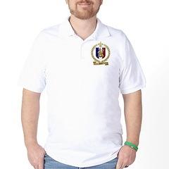 DUON Family Crest Golf Shirt
