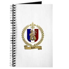DUON Family Crest Journal