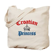 Croatian Princess 3 Tote Bag
