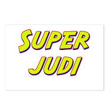 Super judi Postcards (Package of 8)