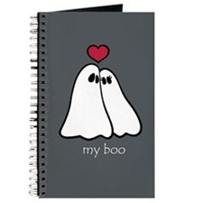 Ghost Love Halloween Journal