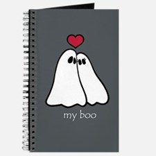 Ghost Love Halloween Journal