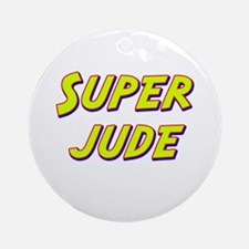 Super jude Ornament (Round)