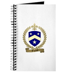 BUGEAUD Family Crest Journal