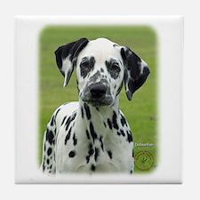 Dalmatian 9W008D-021 Tile Coaster