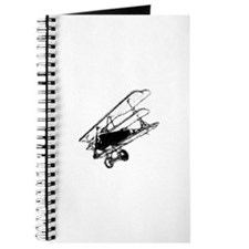 Cute Red baron Journal