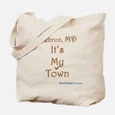Hebron It's My Town Tote Bag