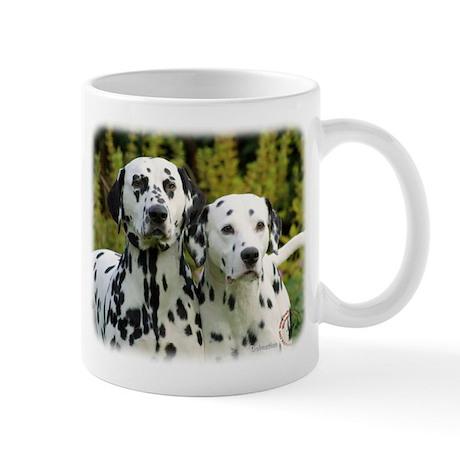 Dalmatian 9T004D-448 Mug