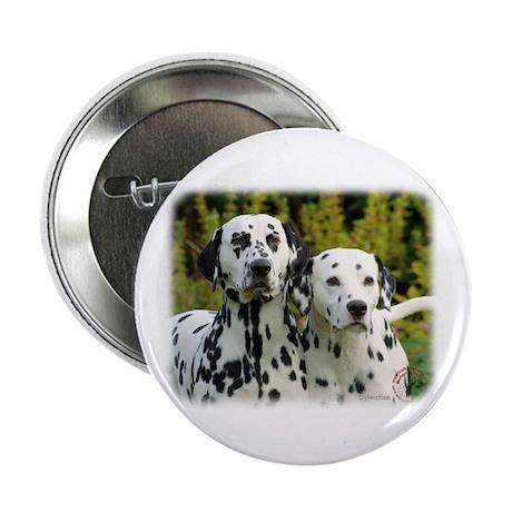 """Dalmatian 9T004D-448 2.25"""" Button (10 pack)"""