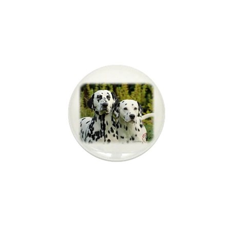 Dalmatian 9T004D-448 Mini Button (10 pack)