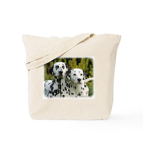 Dalmatian 9T004D-448 Tote Bag