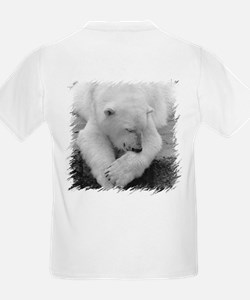 Bear Bite Kids T-Shirt
