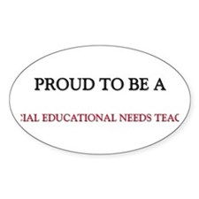 Proud to be a Special Educational Needs Teacher St