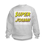 Super josiah Kids Sweatshirt
