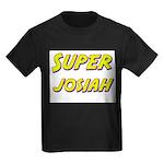 Super josiah Kids Dark T-Shirt