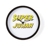Super josiah Wall Clock