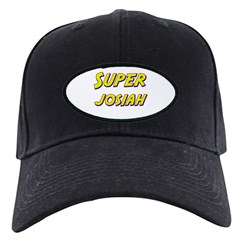 Super josiah Baseball Hat