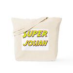 Super josiah Tote Bag