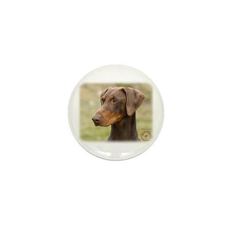 Dobermann 9K060D-19 Mini Button (10 pack)
