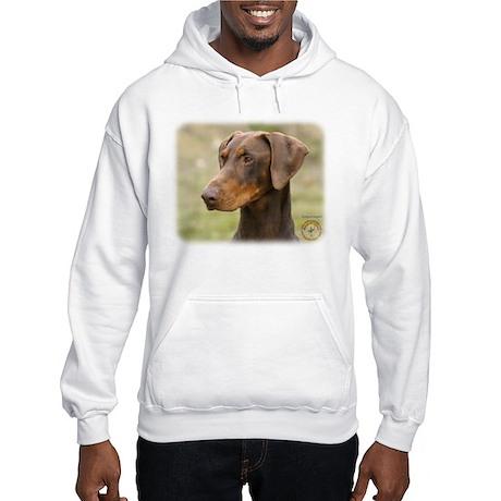 Dobermann 9K060D-19 Hooded Sweatshirt