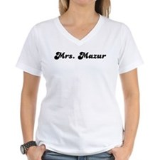 Mrs. Mazur Shirt