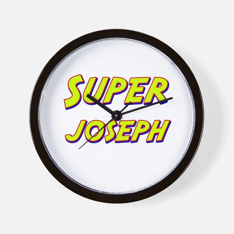 Super joseph Wall Clock