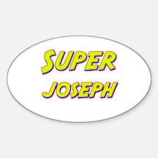 Super joseph Oval Decal