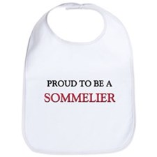 Proud to be a Sommelier Bib