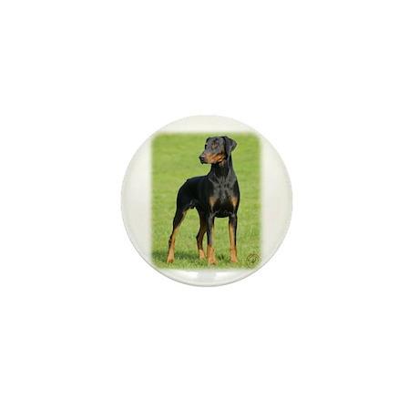 Dobermann 9P99D-60 Mini Button (10 pack)