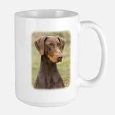 Dobermann 9K060D-19 Large Mug