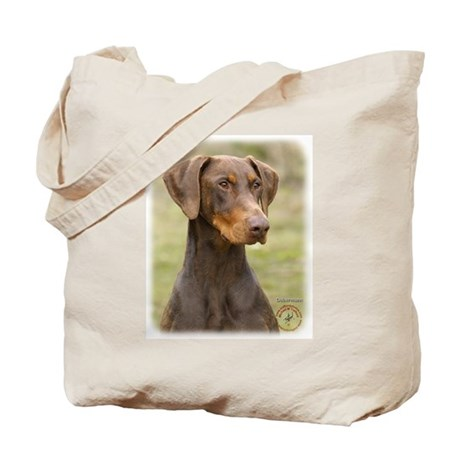 Dobermann 9K060D-19 Tote Bag